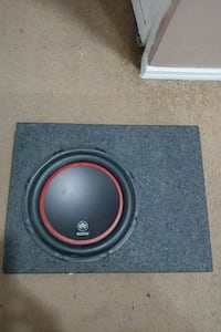 DB drive k5 series 900W 12in subwoofer in box Jacksonville, 32209