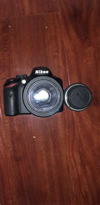 nikon d3200 with auto  and manual lens San Francisco, 94112