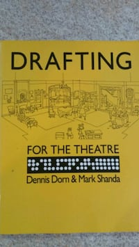 Drafting For The Theatre textbook  Toronto, M6H 2X6