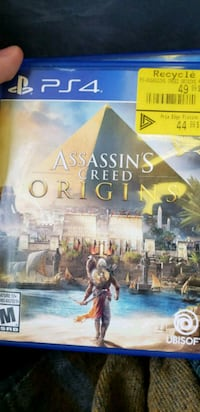 ASSASSIN'S CREED ORIGINS (PS4) Montréal, H4E 3E3