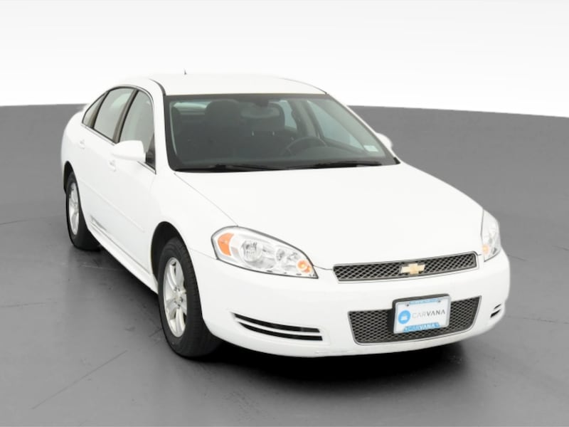 2014 Chevy Chevrolet Impala Limited sedan LS Sedan 4D White  c6e75be5-1586-4282-b11e-c954ce92fb83
