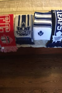 MLSE Sport Scarves Pickering