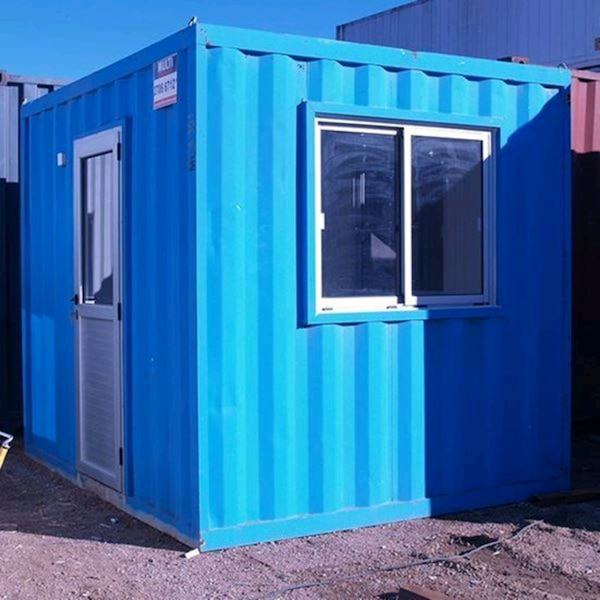 Portable Guard Booth / Office - Concession Stands
