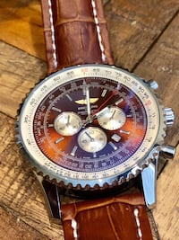 BRAND NEW BREITLING NAVITIMER WATCH **NO LOW OFFERS PLS** Mississauga, L5M 7A7