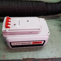36v Battery and Charger