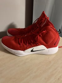 "Nike Hyperdunk X ""Gym Red"""