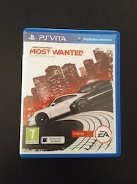Need for Speed Most Wanted for PS Vita Vaughan, L4L