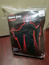 Ghostface Adult Size Halloween Costume
