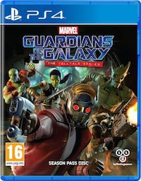 Guardians Of The Galaxy Ps4 oyun ISTANBUL