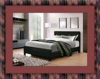 Full platform bed free box spring and delivery Temple Hills