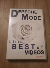 Depeche mode the best of videos volume 1 dvd Caferağa, 34710