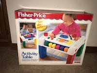 Fisher-Price Activity Table Metairie
