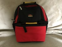 Kid's Backpack with detachable lunch tote Toronto
