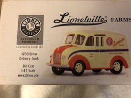 1950 LIONELVILLE DELIVERY TRUCK