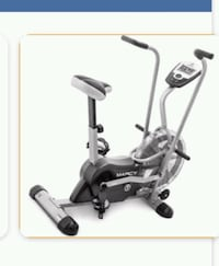 stationary bike Livingston, 70754