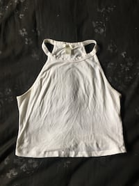 White crop top Tustin, 92780