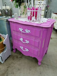 French Provential Nightstand