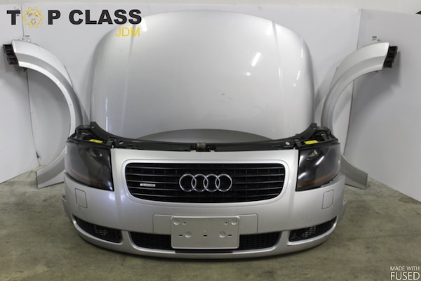 2000-2001 AUDI TT COMPLETE SET WITH FRONT NOSE  AND SIDE FENDERS &HOOD c96e5260-bba2-4bb0-8c6b-00901074fd8e