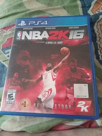 Ps4like new game must sell ok