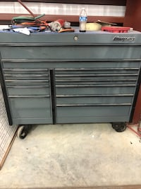 New snap on tool box obo Vancleave, 39565