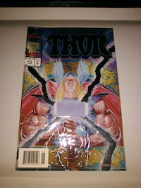 The mighty Thor issue 475 comic book Glen Burnie, 21060