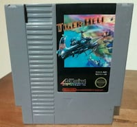 Tiger-Heli NES Nintendo Video Game