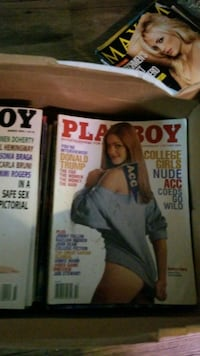 Playboy magazines 04-1996 $5.00 each or a 30 for $100
