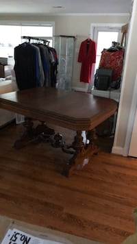 Antique Dining table 6 chairs Great Falls, 22066