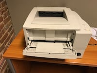 Working printer but it's missing the bottom paper feeder  SF, 94115