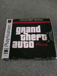 Playstation 1 gta Game collection Clovis, 88101