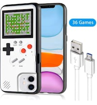 "Gameboy Phone Case for iPhone 11 6.1"" Handheld Retro Game Console Toronto, M5V 2T6"