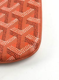 Orange Goyard Senat GM Canvas Clutch  Brampton, L6P 2N9