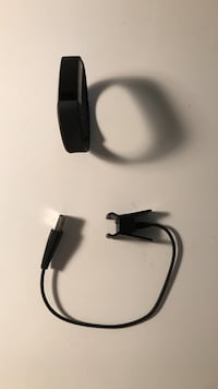 black Fitbit Alta with charger Charlotte, 28210