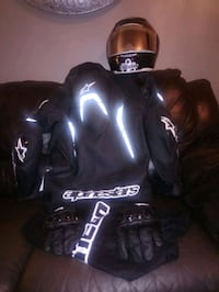 Alpinestars & Icon gear BRAND NEW  Brampton, L6V 4L6