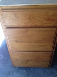 3 drawer cabinet  Downey, 90241