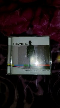 TobyMac- This Is Not A Test CD