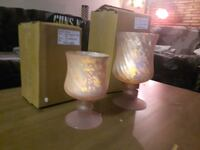 Beautiful 4 Candy or Candles Christmas presents Edmonton, T5N 3G9