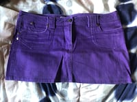 Women mini skirt size 13 worn once Laval, H7S 1Y3