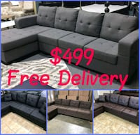 Sectional on sale in different colors  Ottawa, K1P 5H1