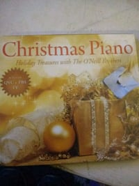 Christmas Piano CD featuring The O'Neill Brothers
