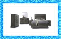 11pc Kate bedroom set free mattress and delivery Ashburn, 20147