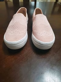 Womens Pink Colored Shoes