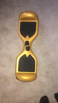 Hoverboard (gold)