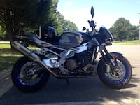 2007 Aprilia Tuono 1000 R.  Clean and clear title in hand, never been in an accident, fun bike in great shape   Alexandria, 22309