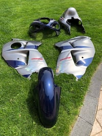 Hayabusa 2006 Motorcycle Fairings for sale Mississauga, L4W 2H2