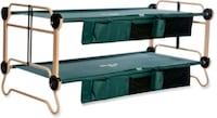 Disk bunk bed system xlarge cot camp gear Calgary, T2N