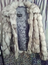 Fox Fur Jacket WASHINGTON