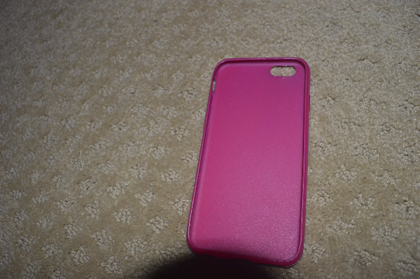 Pink Sparkly Iphone 6/6S Case