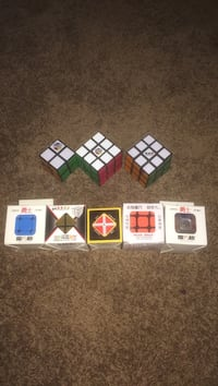 Speed Rubiks cube collection Calgary, T3H 0M7