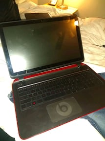HP LAPTOP BEATS LIMITED EDITION